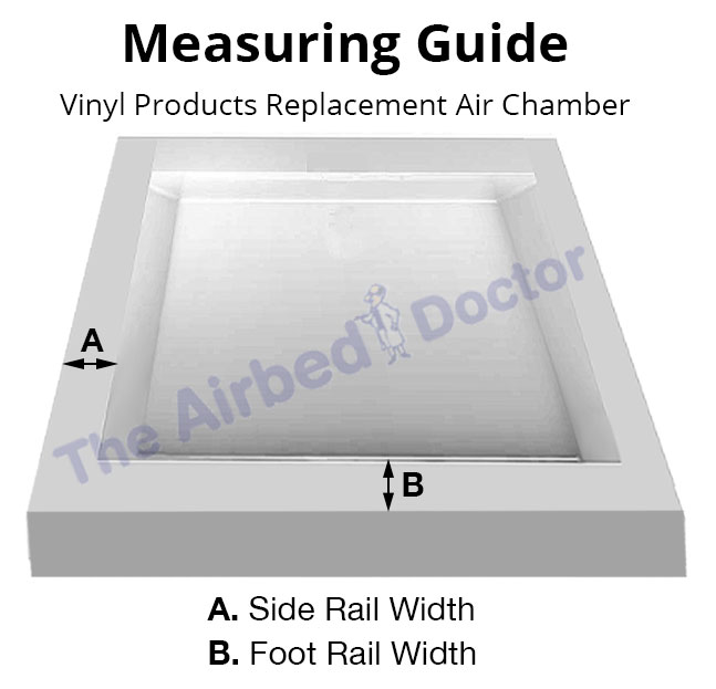 air chamber measuring guide