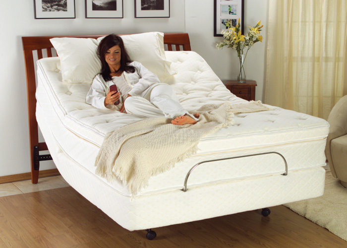 The Airbed Doctor Adjustable Power Base Air Beds