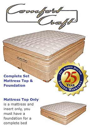 Comfort Craft 9500 Mattress