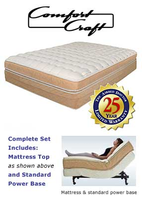 Comfort Craft 9500 Adjustable Bed