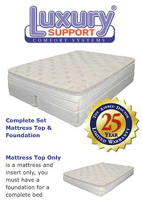Luxury Support - Harmony Mattress