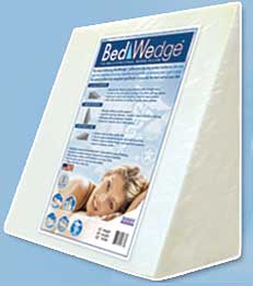 Multi-Functional Bed Wedge Pillow