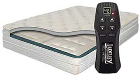 Luxury Support - Harmony RV Air Bed